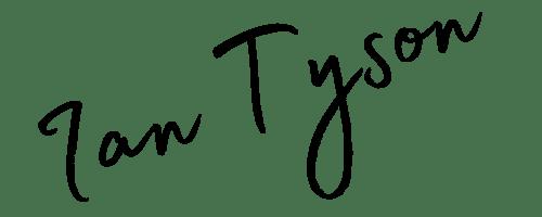 Ian Tyson Logo